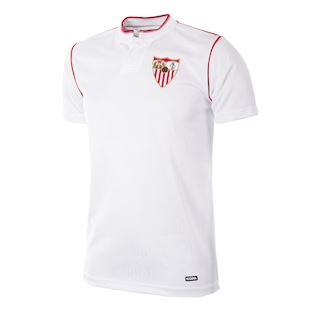 Sevilla FC 1992 - 93 Retro Football Shirt | 1 | COPA