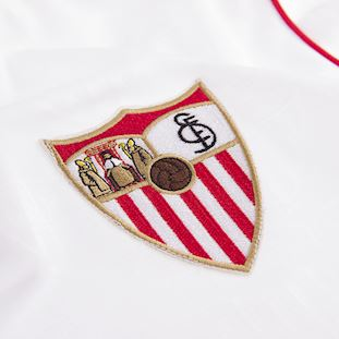 Sevilla FC 1992 - 93 Retro Football Shirt | 3 | COPA