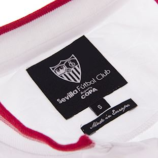 Sevilla FC 1992 - 93 Retro Football Shirt | 6 | COPA