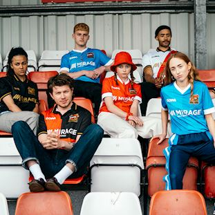 Sheffield FC Third Voetbal Shirt | 9 | COPA