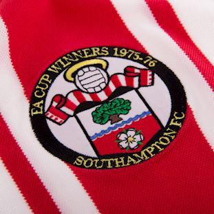 Southampton FC 1976 Cup Winners Retro Football Shirt | 4 | COPA