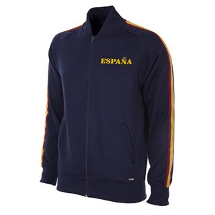 894 | Spain 1978 Retro Football Jacket | 1 | COPA