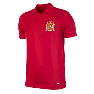 Spain 1984 Retro Football Shirt | 1 | COPA
