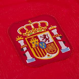 Spain 1984 Retro Football Shirt | 3 | COPA