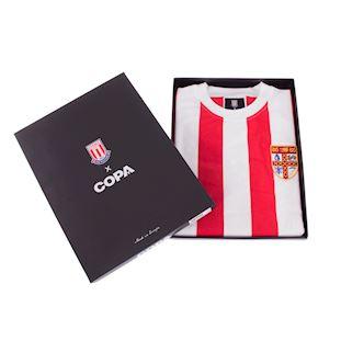Stoke City FC 1972 Retro Football Shirt | 6 | COPA