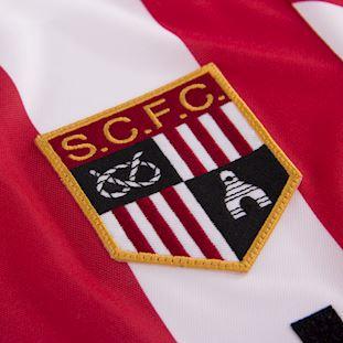 Stoke City FC 1981 - 83 Retro Football Shirt | 3 | COPA