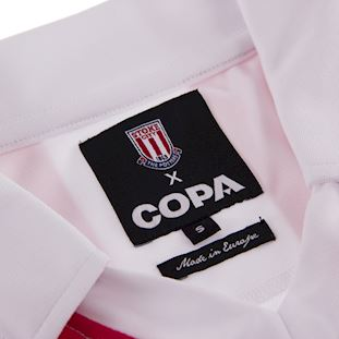 Stoke City FC 1981 - 83 Retro Football Shirt | 5 | COPA