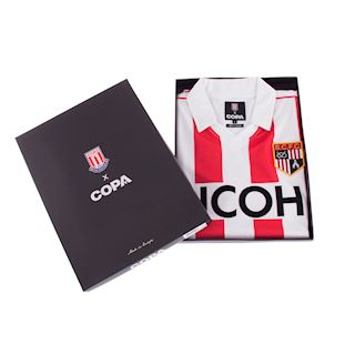 Stoke City FC 1981 - 83 Retro Football Shirt | 6 | COPA