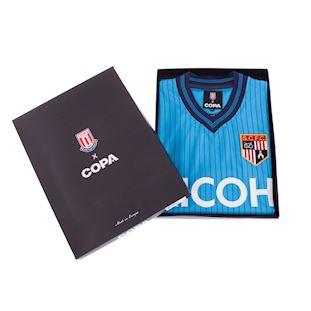 Stoke City FC 1983 - 85 Away Retro Football Shirt | 6 | COPA