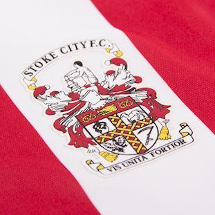 Stoke City FC 1993 - 94 Retro Voetbal Shirt | 3 | COPA