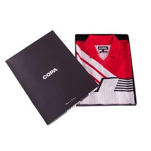 Switzerland 1990 - 92 Retro Football Shirt | 6 | COPA