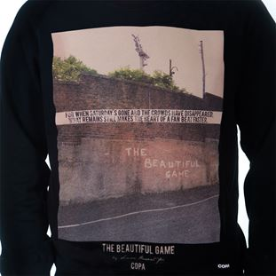 6457 | The Beautiful Game Sweater | 2 | COPA