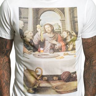 the-last-supper-t-shirt-white-100-cotton- | 2 | COPA