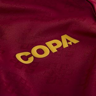 tibet-away-short-sleeve-football-shirt-red | 7 | COPA