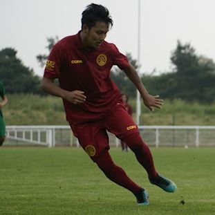 tibet-away-short-red | 7 | COPA