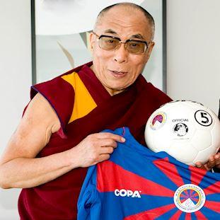 Tibet Maillot de Foot | 10 | COPA
