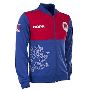 tibet-training-football-jacket-blue | 2 | COPA