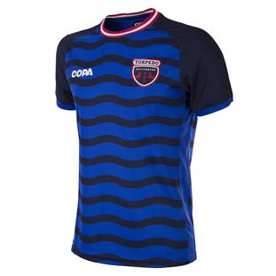 torpedo-kattenburg-home-shirt-short-sleeve-blue | 1 | COPA