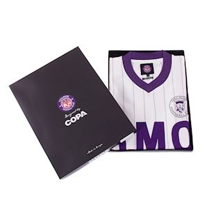 Toulouse FC 1983 - 84 Away Retro Football Shirt | 7 | COPA