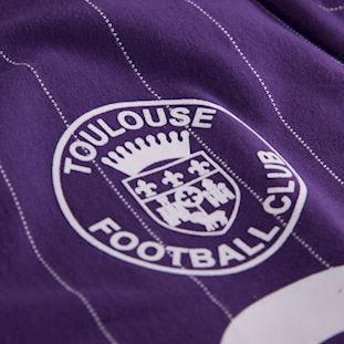 Toulouse FC 1983 - 84 Retro Football Shirt | 3 | COPA