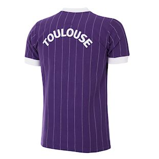 Toulouse FC 1983 - 84 Retro Football Shirt | 4 | COPA