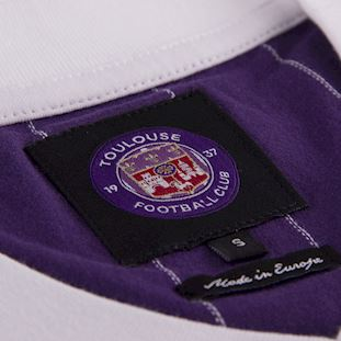 Toulouse FC 1983 - 84 Retro Football Shirt | 6 | COPA