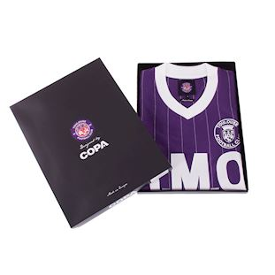 Toulouse FC 1983 - 84 Retro Football Shirt | 7 | COPA