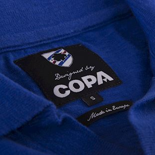 U. C. Sampdoria 1956 - 57 Retro Football Shirt | 5 | COPA
