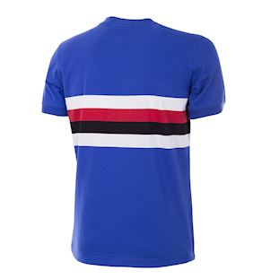 U. C. Sampdoria 1975 - 76 Retro Football Shirt | 4 | COPA