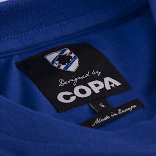 U. C. Sampdoria 1975 - 76 Retro Football Shirt | 5 | COPA