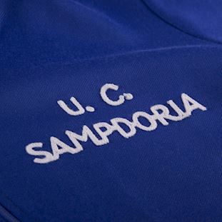 U. C. Sampdoria 1979 - 80 Retro Football Jacket | 3 | COPA
