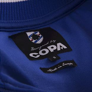 U. C. Sampdoria 1979 - 80 Retro Football Jacket | 5 | COPA