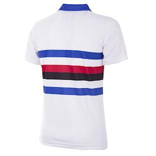 u-c-sampdoria-1991-92-away-short-sleeve-retro-football-shirt-white | 4 | COPA