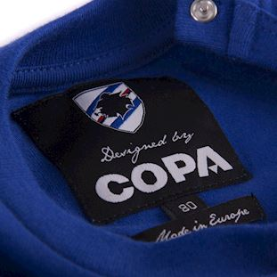 U. C. Sampdoria 'My First Football Shirt' | 4 | COPA