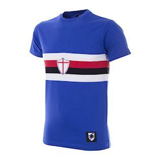 u-c-sampdoria-retro-t-shirt-blue | 1 | COPA