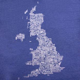 UK Grounds T-Shirt | 2 | COPA