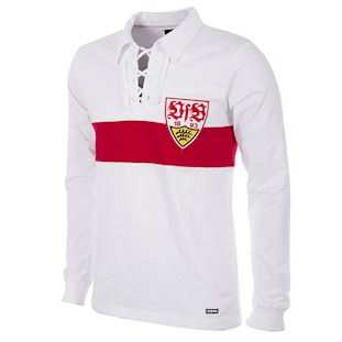 VfB Stuttgart 1958 - 59 Retro Football Shirt | 1 | COPA