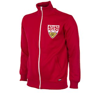 vfb-stuttgart-1970s-retro-football-jacket-red | 1 | COPA