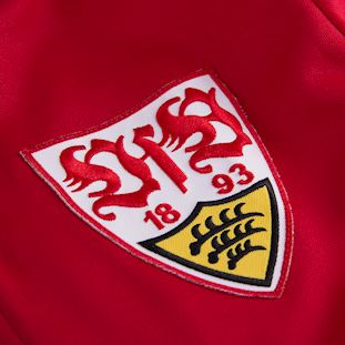 vfb-stuttgart-1970s-retro-football-jacket-red | 3 | COPA