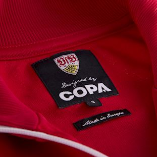vfb-stuttgart-1970s-retro-football-jacket-red | 5 | COPA