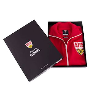 vfb-stuttgart-1970s-retro-football-jacket-red | 6 | COPA