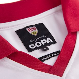 VfB Stuttgart 1977 - 78 Retro Football Shirt | 5 | COPA