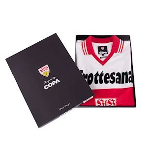 VfB Stuttgart 1977 - 78 Retro Football Shirt | 6 | COPA