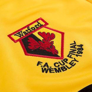 Watford FC 1983 - 84 Retro Football Shirt | 3 | COPA