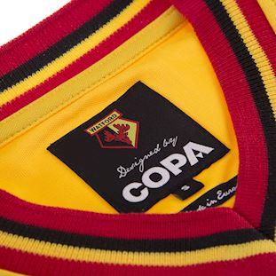 Watford FC 1983 - 84 Retro Football Shirt | 5 | COPA