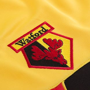 Watford FC 1986 - 87 Retro Football Shirt | 3 | COPA