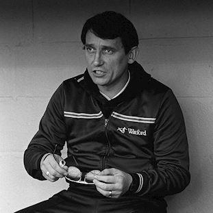 Watford FC 1986 Veste de Foot Rétro | 2 | COPA
