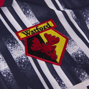 Watford FC 1993 - 95 Away Maillot de Foot Rétro | 3 | COPA