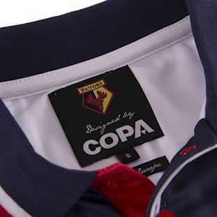 Watford FC 1993 - 95 Away Retro Football Shirt | 6 | COPA