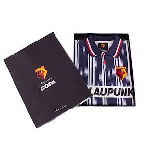 Watford FC 1993 - 95 Away Maillot de Foot Rétro | 7 | COPA